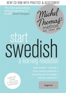 Start Swedish (Learn Swedish with the Michel Thomas Method), CD-Audio Book