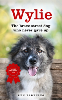 Wylie : The Brave Street Dog Who Never Gave Up, Paperback / softback Book