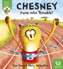 Get Well Friends: Chesney Runs into Trouble, Paperback Book