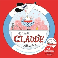 Claude All at Sea : A picture book, Paperback Book