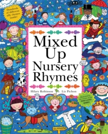 Mixed Up Nursery Rhymes : Split-Page Book, Paperback Book