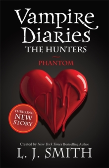 The Vampire Diaries: Phantom : Book 8, Paperback Book