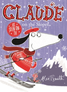 Claude on the Slopes, Paperback / softback Book