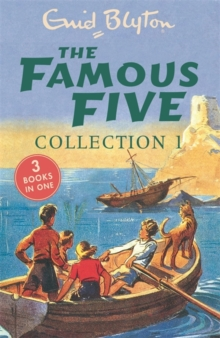 The Famous Five Collection 1 : Books 1-3, Paperback / softback Book