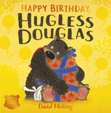 Happy Birthday, Hugless Douglas! Board Book, Paperback Book