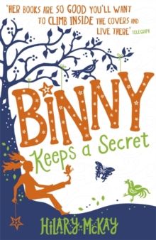 Binny Keeps a Secret : Book 2, Paperback / softback Book