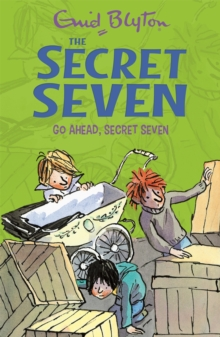 Go Ahead, Secret Seven : Book 5, Paperback / softback Book