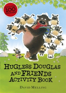 Hugless Douglas: Hugless Douglas and Friends activity book, Paperback Book