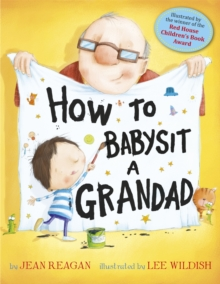 How to Babysit a Grandad, Paperback Book