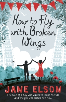 How to Fly with Broken Wings, Paperback Book