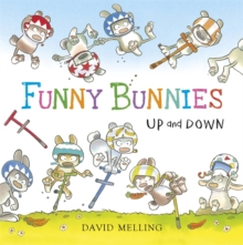Funny Bunnies: Up and Down : Board Book, Board book Book