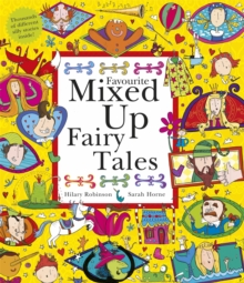 Favourite Mixed Up Fairy Tales : Split-Page Book, Hardback Book