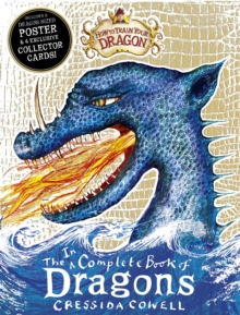 How To Train Your Dragon: Incomplete Book of Dragons, Paperback Book