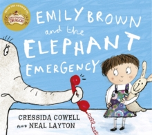 Emily Brown and the Elephant Emergency, Paperback Book