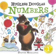 Hugless Douglas Numbers, Board book Book