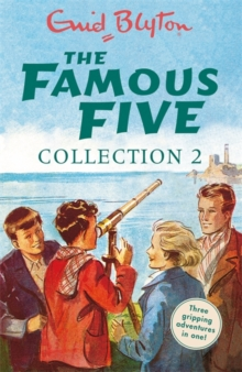 The Famous Five Collection 2 : Books 4-6, Paperback Book