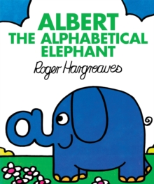 Albert the Alphabetical Elephant, Hardback Book