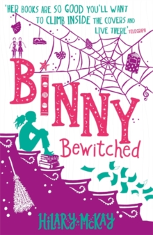 Binny Bewitched : Book 3, Paperback Book