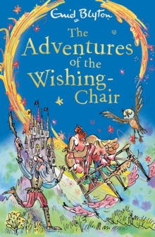 The Adventures of the Wishing-Chair : Book 1, EPUB eBook