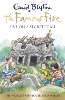 Famous Five: Five On A Secret Trail : Book 15, Paperback / softback Book