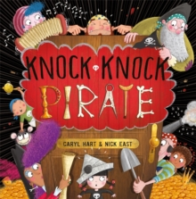 Knock Knock Pirate, Hardback Book