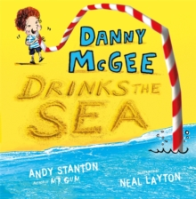 Danny McGee Drinks the Sea, Paperback Book