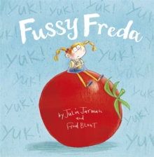 Fussy Freda, Paperback Book