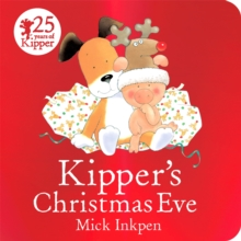 Kipper's Christmas Eve Board Book, Board book Book