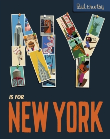 Ny is for New York, Hardback Book