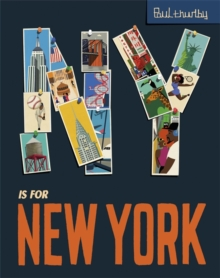 NY is for New York, Paperback Book