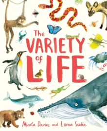 The Variety of Life, Hardback Book