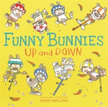 Funny Bunnies: Up and Down, Paperback / softback Book