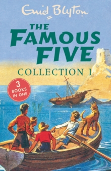 The Famous Five Collection 1 : Books 1-3, EPUB eBook