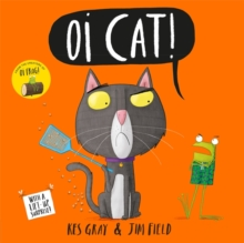 Oi Cat!, Hardback Book