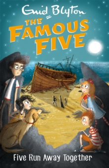 Famous Five: Five Run Away Together : Book 3, Paperback Book
