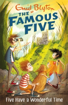 Five Have A Wonderful Time : Book 11, Paperback Book