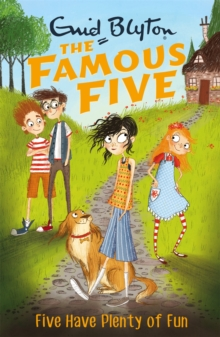 Famous Five: Five Have Plenty Of Fun : Book 14, Paperback Book