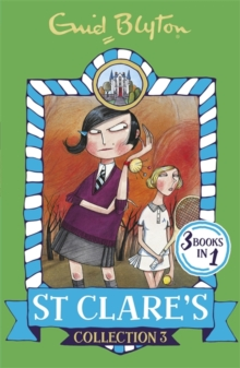St Clare's Collection : Books 7-9, Paperback Book