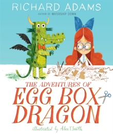 The Adventures of Egg Box Dragon, Paperback Book