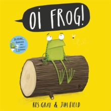 Oi Frog! Big Book, Paperback Book