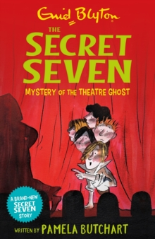 Mystery of the Theatre Ghost, EPUB eBook