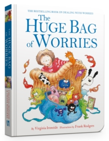 The Huge Bag of Worries, Board book Book