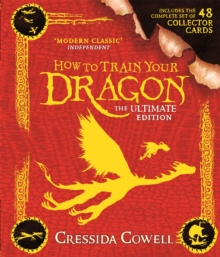 How to Train Your Dragon, Hardback Book