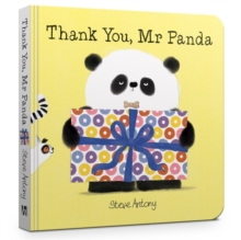 Thank You, Mr Panda Board Book, Board book Book