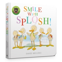 Smile with Splosh Board Book, Board book Book