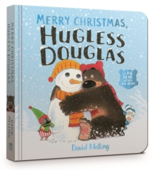 Merry Christmas, Hugless Douglas Board Book, Board book Book