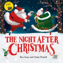 The Night After Christmas, Paperback / softback Book
