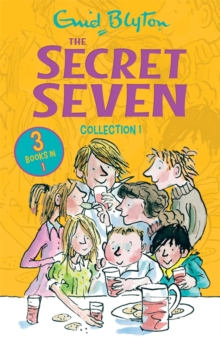 The Secret Seven Collection 1 : Books 1-3, EPUB eBook