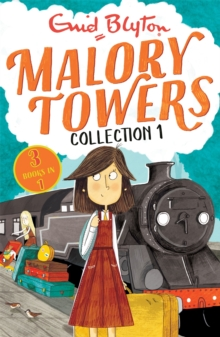 Malory Towers Collection 1 : Books 1-3, Paperback / softback Book