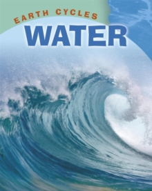 Earth Cycles: Water, Paperback / softback Book